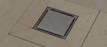 地漏厂家介绍地漏安装如何防水